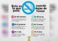 Lanza DIF campaña contra el tabaquismo