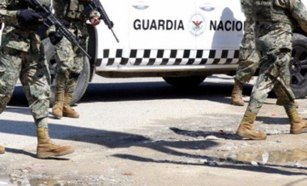 Asegura FGR casa donde hallaron arsenal en Peña Blanca