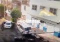 VÍDEO: Matan a hachazos a motociclista tras atropellarlo