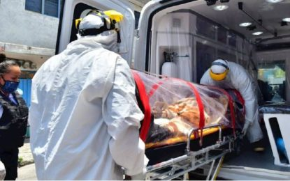 Supera México los 48 mil muertos y 443 mil casos de coronavirus