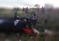 Identifican a los 7 heridos de volcadura en la Che Guevara; conductor viajaba ebrio