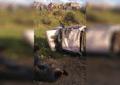 Volcadura en la Che Guevara deja por lo menos 7 lesionados de gravedad
