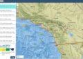 Registran sismo de 4.6 grados en california