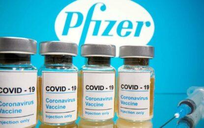 Pide Pfizer a FDA permiso de emergencia para vacuna contra COVID