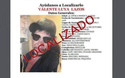 Localizan a uno que desapareció de albergue en Cuauhtémoc