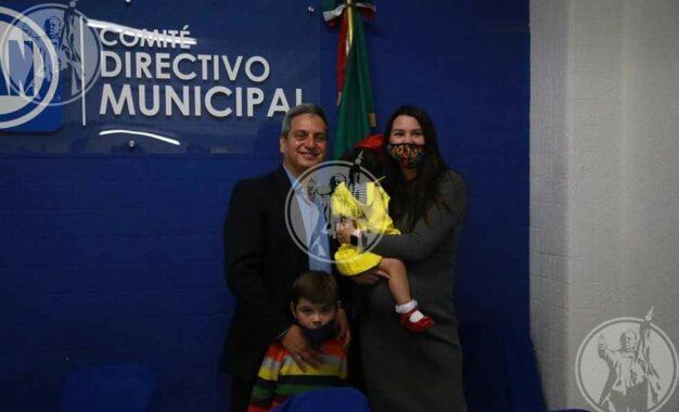 Peniche Espejel ya es precandidato a la alcaldía de Juárez