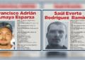 Busca Fiscalía a Francisco Amaya y Saúl Rdz; desaparecieron el 2013 en Parral