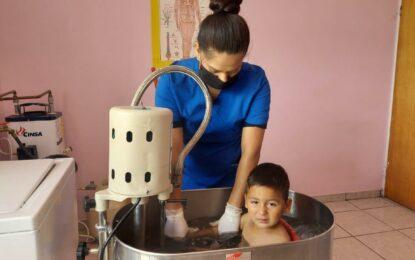 Brinda el Municipio de Guadalupe y Calvo más de 14 mil terapias físicas de manera gratuita