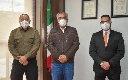 Designan a Alberto Tarín secretario del ayuntamiento y a Raúl García encargado de seguridad pública
