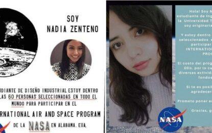 Juarenses buscan apoyo para ir a programa de la NASA