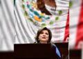 Voto a favor, de que el salario mínimo nunca más pierda poder adquisitivo frente a la inflación, Ángeles Gutiérrez Valdez