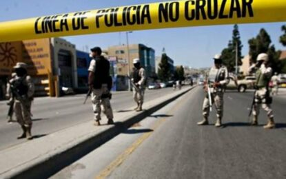 Por violencia entre cárteles, emite EU alerta de viaje a Tijuana
