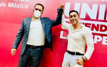 Francisco Cisneros, coordinador de campaña de Loera en Parral y Cuauhtémoc