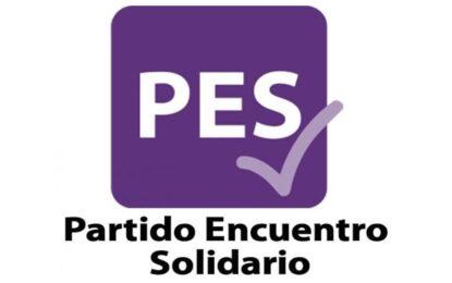 """""""Desmiente el """"PES"""" tener alianza con otros partidos"""""""