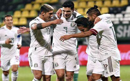 Salió México de top 10 del Ranking FIFA