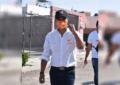 Se declara listo César Peña para el debate de candidatos