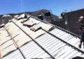Fuertes rachas de viento provocan estragos en distintos sectores de la ciudad