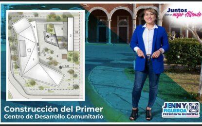 Se construirá el primer centro de desarrollo comunitario en Allende