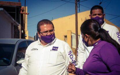 Redoblaremos la seguridad de las familias con el policía de confianza: Salvador Calderón