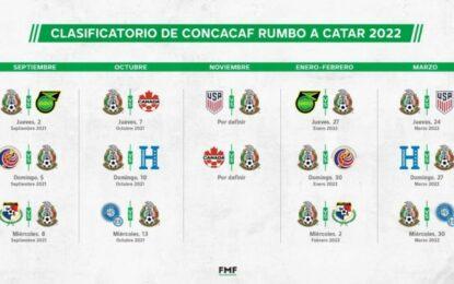 México comenzará ante Jamaica su camino a Qatar 2022