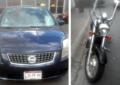 Impacta contra motociclista en el Centro de la ciudad
