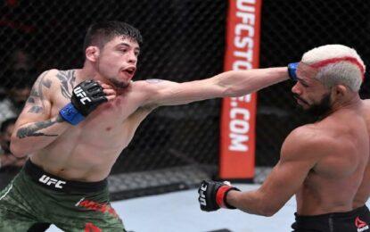 ¡Campeón Brandon Moreno! Primer mexicano en ganar la UFC