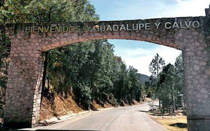 Pronostican fuertes vientos en Juárez y granizo para Guadalupe y Calvo