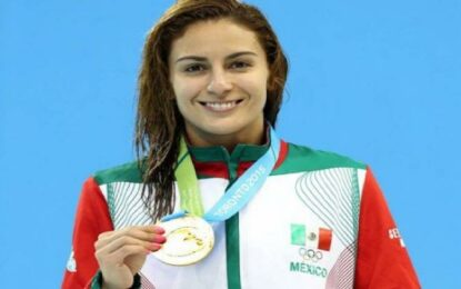 """Paola Espinosa """"no se clavó"""" en los Olímpicos; fuera de la contienda"""