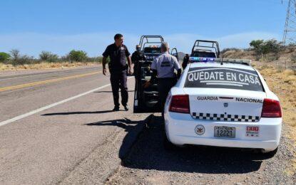 Roban vehículo y abandonan a conductor en la Parral – Jiménez