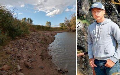 Fallece joven Parralense ahogado en Valle de Rosario