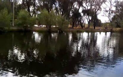 Cae de lancha en laguna y muere en Carichí