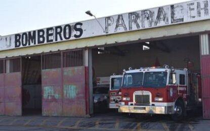 Le cae T.V. en la cabeza a un bebe; padres acudieron a bomberos