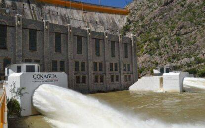 Cerrarán la presa La Boquilla