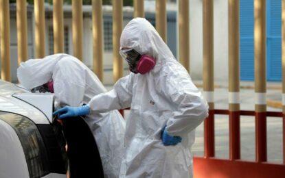 Constató México 230 nuevos decesos COVID y más de 3 mil casos