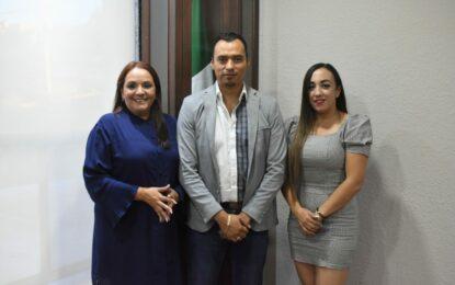 Lorena Chavira nueva administradora de parquímetros; sale Velia Baca