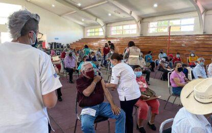Este miércoles 13 de octubre, segunda dosis para personas de 30 a 39 años en Matamoros