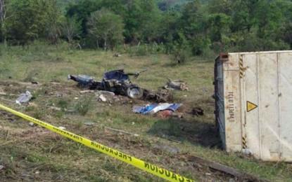 Queda grave familia de Camargo tras terrible accidente en Veracruz