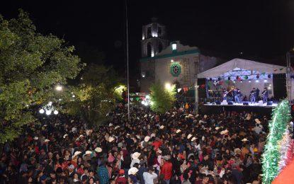 Saldo Blanco en las fiestas patrias de Guadalupe y Calvo