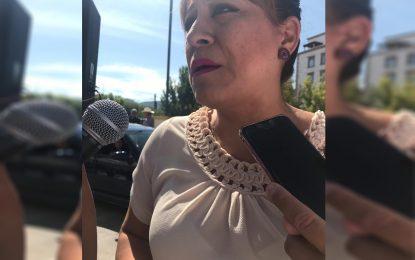 Se trabaja en conjunto con niveles de gobierno para seguridad en Allende: Jenny Figueroa