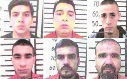 Asesinos y secuestradores los fugados en Culiacán