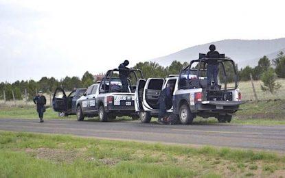 Operativo de la CES en la Sierra para capturar a fugados en Culiacán