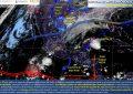 Se disipa la primera tormenta inversal, pero ingresará el frente frío 13