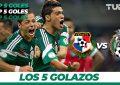 De taco, palomita y chilena: golazos del México vs. Panamá