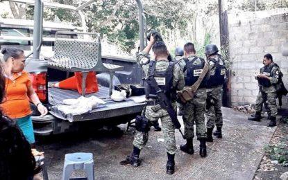 Secuestran a soldados a cambio de reos
