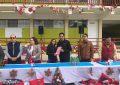Secundaria Luis Mora entrega donativos al radio teletón