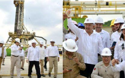 """Hallaron """"yacimiento gigante"""" de petróleo en Tabasco"""