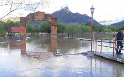 Aprueban fondos para 14 municipios de Chihuahua por inundaciones