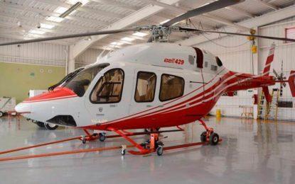 Reintentará Gobierno del Estado vender helicópero Bell 429