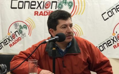 Destaca oficial mayor de Gpe y Calvo acuerdo laboral entre ayuntamiento y minera de San Julián
