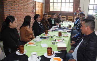 Proyectan el fortalecimiento de los CERENAM en Gpe y Calvo